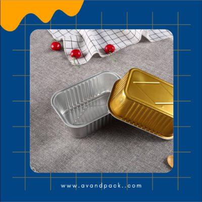 ظروف- یکبار- مصرف- الومینیومی-اوند- مک