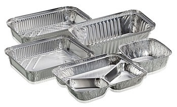 ظروف آلومینیومی یکبار مصرف